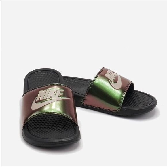 d2a95efda89 Cobblestone Nike Slides